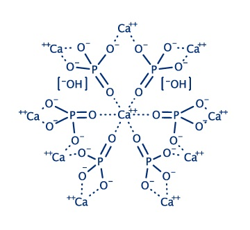 nano hydroxyapatite molecular structure